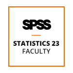 IBM® SPSS® Statistics 23 Faculty Pack - Kleine Produktabbildung