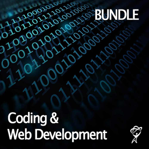 Total Training Coding & Web Development Bundle (6-Month Subscription)