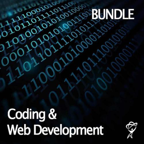Total Training Coding & Web Development Bundle (6-Month Subscription)
