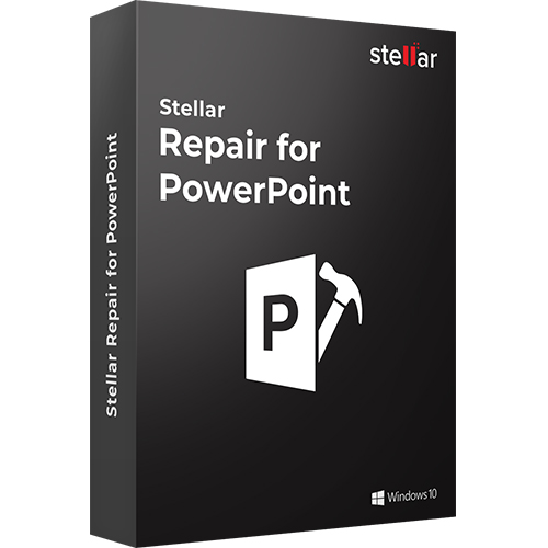 Stellar Repair for PowerPoint - 1 Year License