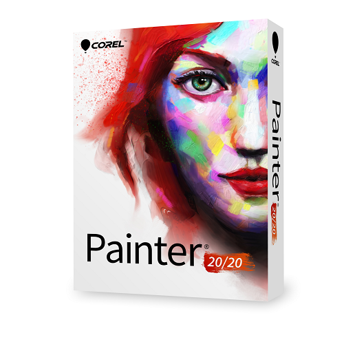 Corel Painter 2020 Education Edition for Mac