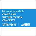 Cloud and Virtualization Concepts (English) - Small product image