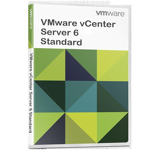 VMware vCenter Server 6.7 Standard