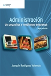 Administración de Pequeñas y Medianas Empresas, 6a edición - Imagen del producto pequeña