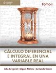 Cálculo Diferencial e Integral en una Variable Real, 1a edición - Imagen del producto pequeña