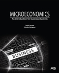 Microeconomics - An introduction for business students: (textbook and workbook) - Small product image