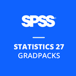 IBM® SPSS® Statistics 27 GradPacks - Small product image