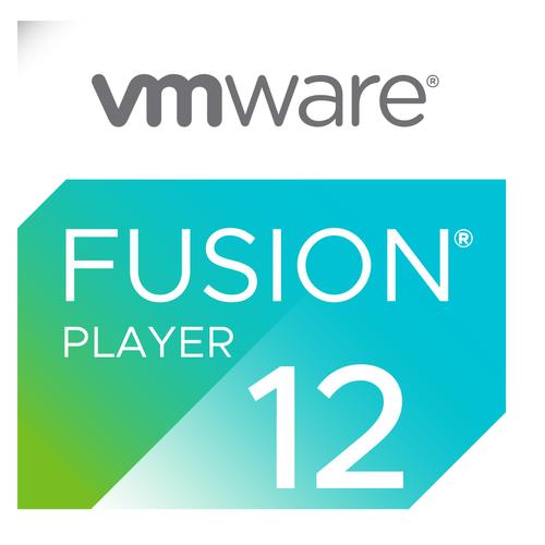 VMware Fusion 12.x Player