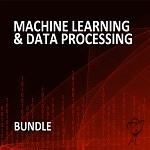 Total Training Machine Learning & Data Processing Bundle - Immagine piccola del prodotto