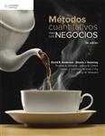 Métodos cuantitativos para los negocios, 13ª edición - Imagen del producto pequeña
