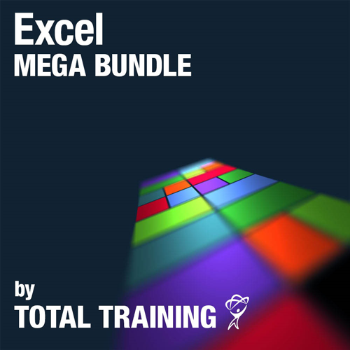 Total Training for Microsoft Excel Mega Bundle (12-Month Subscription)
