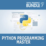 Total Training Python Programming - Kleine productafbeelding