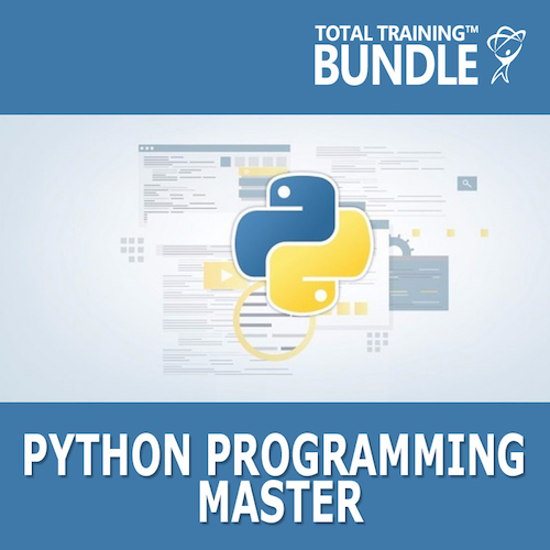 Total Training Python Programming Master Bundle (6-Month Subscription)