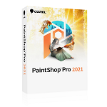 Corel PaintShop Pro 2021 (Perpetual) - Small product image