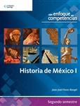 Historia de México I, 1a edición - Imagen del producto pequeña