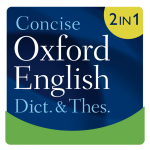 Concise Oxford English Dictionary & Thesaurus for Android