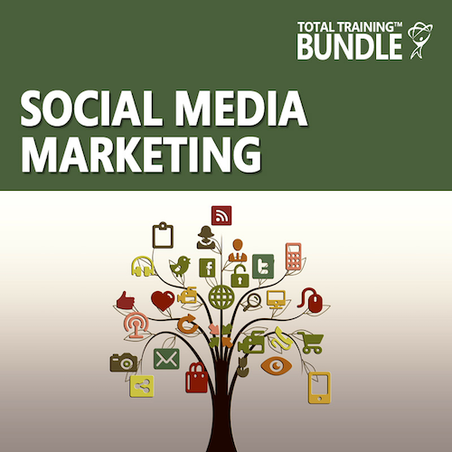 Total Training Social Media Marketing Bundle (6-Month Subscription)