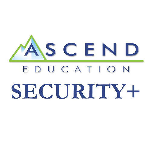 Ascend Training Series: Security+ (SY0-501) (English)  - (12-Mo Subscription)