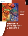 Estadistica para Negocios y Economia, 11a edición - Imagen del producto pequeña