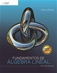 Fundamentos de álgebra lineal, 7a edición - Imagen del producto pequeña