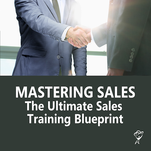 Total Training Mastering Sales - The Ultimate Sales Training Blueprint (6-Month Subscription)
