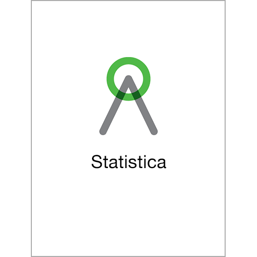 Tibco Statistica 13.3 - Basic Academic Bundle 32/64-bit (12-Month Rental) (German)