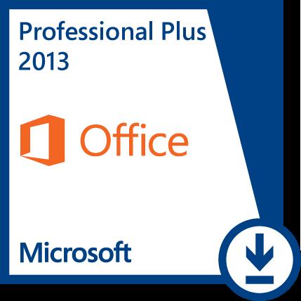 Microsoft Office Professional Plus 2013 64-bit (Campus Agreement)