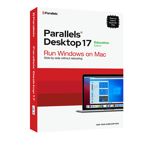 Parallels Desktop 15 for Mac (Multilanguage) (1 YEAR SUBSCRIPTION)