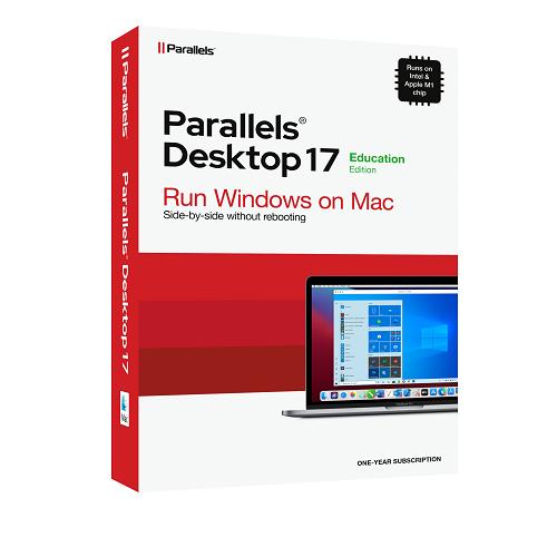 Parallels Desktop 17 for Mac (Multilanguage) (1 YEAR SUBSCRIPTION)