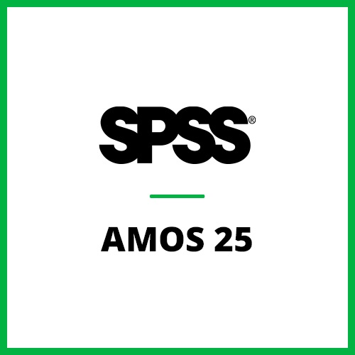 IBM® SPSS® Amos GradPack 25 for Windows (12-Mo Rental)