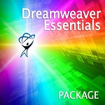Total Training Dreamweaver Essentials - Kleine Produktabbildung