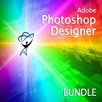 Total Training Photoshop Designer - Kleine Produktabbildung